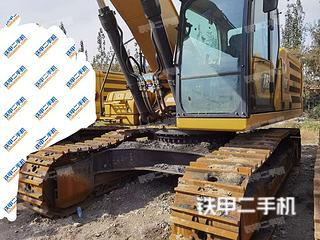 海南卡特彼勒336D液压挖掘机实拍图片
