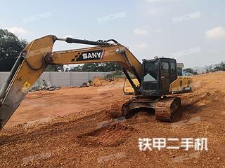 三一重工SY205C挖掘机实拍图片