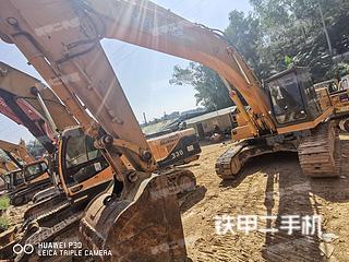 深圳加藤HD1250VII挖掘机实拍图片