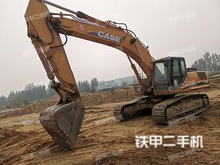 保定凯斯CX360B挖掘机实拍图片