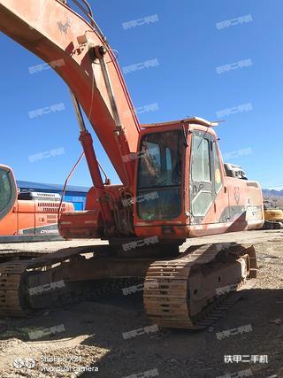 安康斗山DH300-5挖掘機實拍圖片