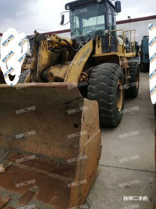 北京柳工ZL50CNX裝載機實拍圖片