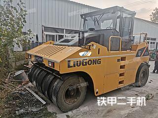 安徽-合肥市二手柳工CLG6530压路机实拍照片