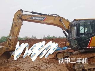 梧州三一重工SY225H挖掘机实拍图片