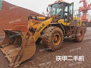 青島山東臨工L956F裝載機實拍圖片