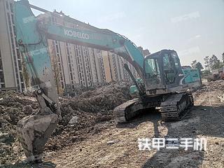 神钢SK200-8挖掘机实拍图片