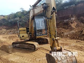 奇瑞迪凱重科DE80挖掘機實拍圖片
