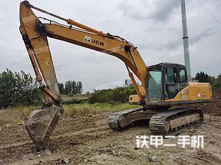 滁州山重建机JCM921C江西11选5中奖规则实拍图片