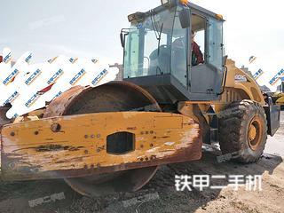 陕西-宝鸡市二手徐工XS222J压路机实拍照片