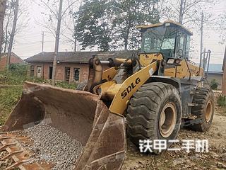 山东临工LG953装载机实拍图片