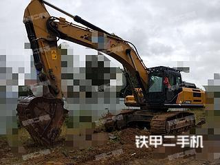 鹤岗三一重工SY365H挖掘机实拍图片
