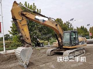 卡特彼勒324D挖掘机实拍图片