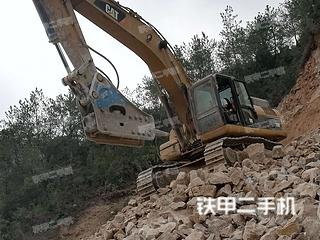 江西-抚州市二手卡特彼勒336D液压挖掘机实拍照片