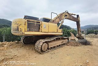 二手小松挖掘机右后45实拍图226