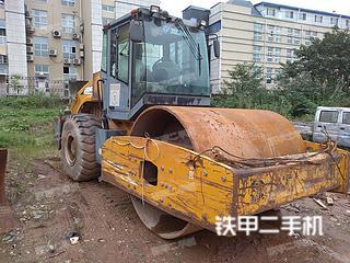 四川-南充市二手徐工XS202J压路机实拍照片