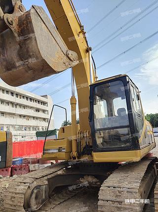 深圳卡特彼勒320B挖掘机实拍图片