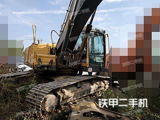 沃尔沃EC290BLC挖掘机实拍图片