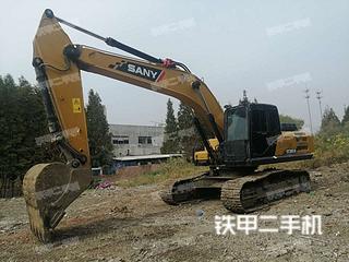 苏州三一重工SY245H挖掘机实拍图片