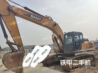 河南-郑州市二手三一重工SY245H挖掘机实拍照片
