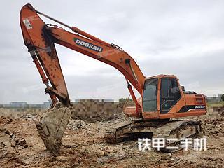滁州斗山DH220LC-7江西11选5中奖规则实拍图片