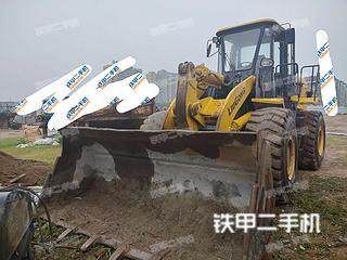 攀枝花柳工CLG855N裝載機實拍圖片