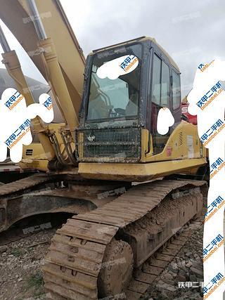 楚雄小松PC360-7挖掘机实拍图片