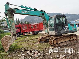 神钢SK140LC-8挖掘机实拍图片