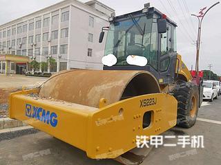 湖南-永州市二手徐工XS223JD压路机实拍照片