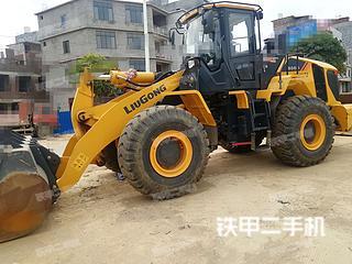 萍乡柳工CLG856H装载机实拍图片