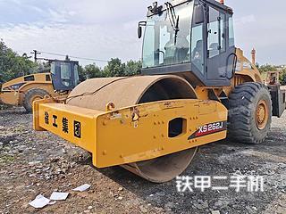 安徽-合肥市二手徐工XS262J压路机实拍照片