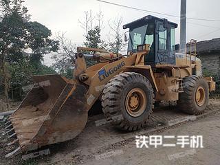 安阳柳工CLG856普配装载机实拍图片