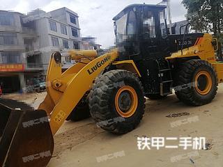 萍乡柳工ZL50CN装载机实拍图片