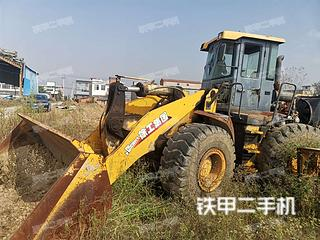 萍乡徐工LW500F装载机实拍图片