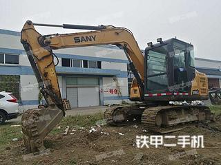 苏州三一重工SY75C挖掘机实拍图片