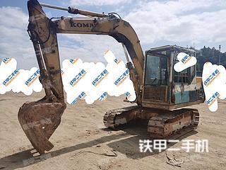 梧州小松PC60-6挖掘机实拍图片