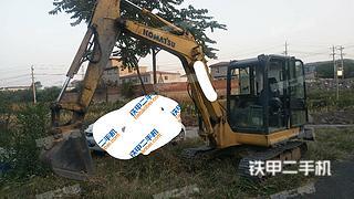 邯郸小松PC56-7江西11选5中奖规则实拍图片