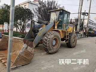 安庆徐工LW321F装载机实拍图片