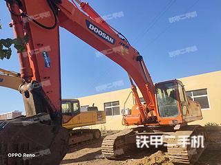 秦皇島斗山DH370LC-9挖掘機實拍圖片