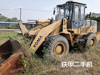 安庆厦工XG931Ⅲ装载机实拍图片
