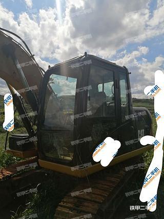 楚雄卡特彼勒312D2GC挖掘机实拍图片