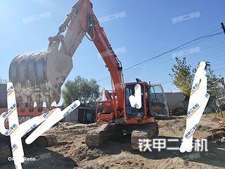 秦皇島斗山DH150LC-7挖掘機實拍圖片