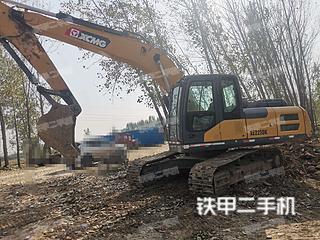 塘沽徐工XE200DA挖掘機實拍圖片