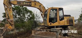 泉州沃爾華DLS150-9A挖掘機實拍圖片