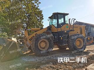 青島山東臨工LG953N裝載機實拍圖片