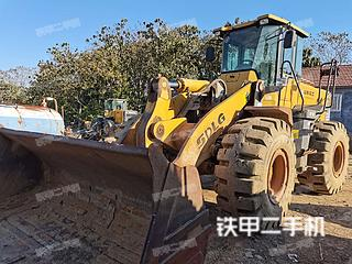 青島山東臨工LG953裝載機實拍圖片