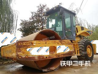 陕西-咸阳市二手柳工CLG622压路机实拍照片