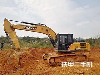 湖南-益阳市二手三一重工SY245H挖掘机实拍照片