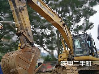 奇瑞迪凱重科DE220LC挖掘機實拍圖片