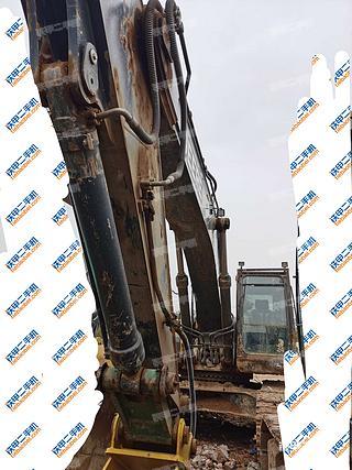 陕西-西安市二手约翰迪尔E360LC挖掘机实拍照片