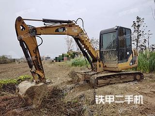 滁州卡特彼勒306小型液压江西11选5中奖规则实拍图片